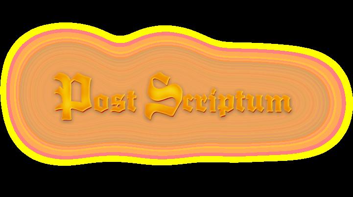Paracosm Post Scriptum logo