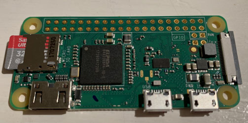 Raspberry Pi Zero for IOTA projects
